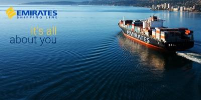 МСТ Шиппинг Сервис назначена агентом Emirates Shipping LIne в России